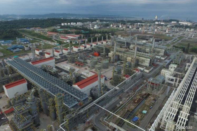 Petronas Bintulu LNG project's output is said unaffected by fire