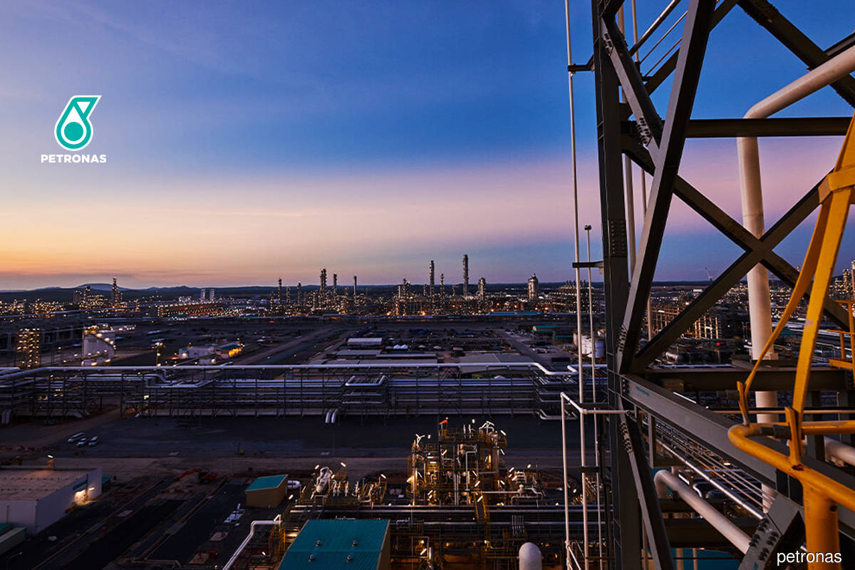 Petronas Chemicals jumps past RM9 for first time since January 2019
