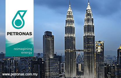 Fitch downgrades Petronas long-term credit ratings to 'A-', after M'sia's downgrade