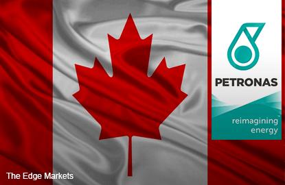 Petronas mulls abandoning Canadian LNG project