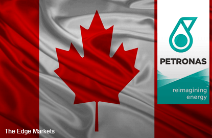 Petronas to evaluate overall conditions of Canada LNG project