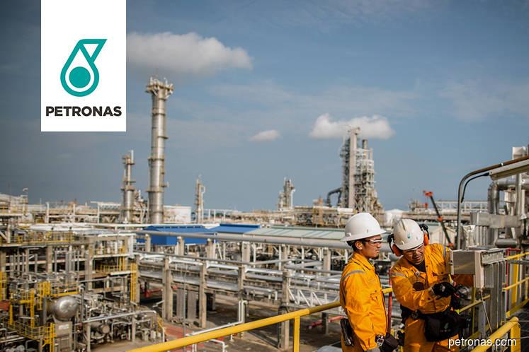 Petronas Chemicals, Genting fall as broader market slumps