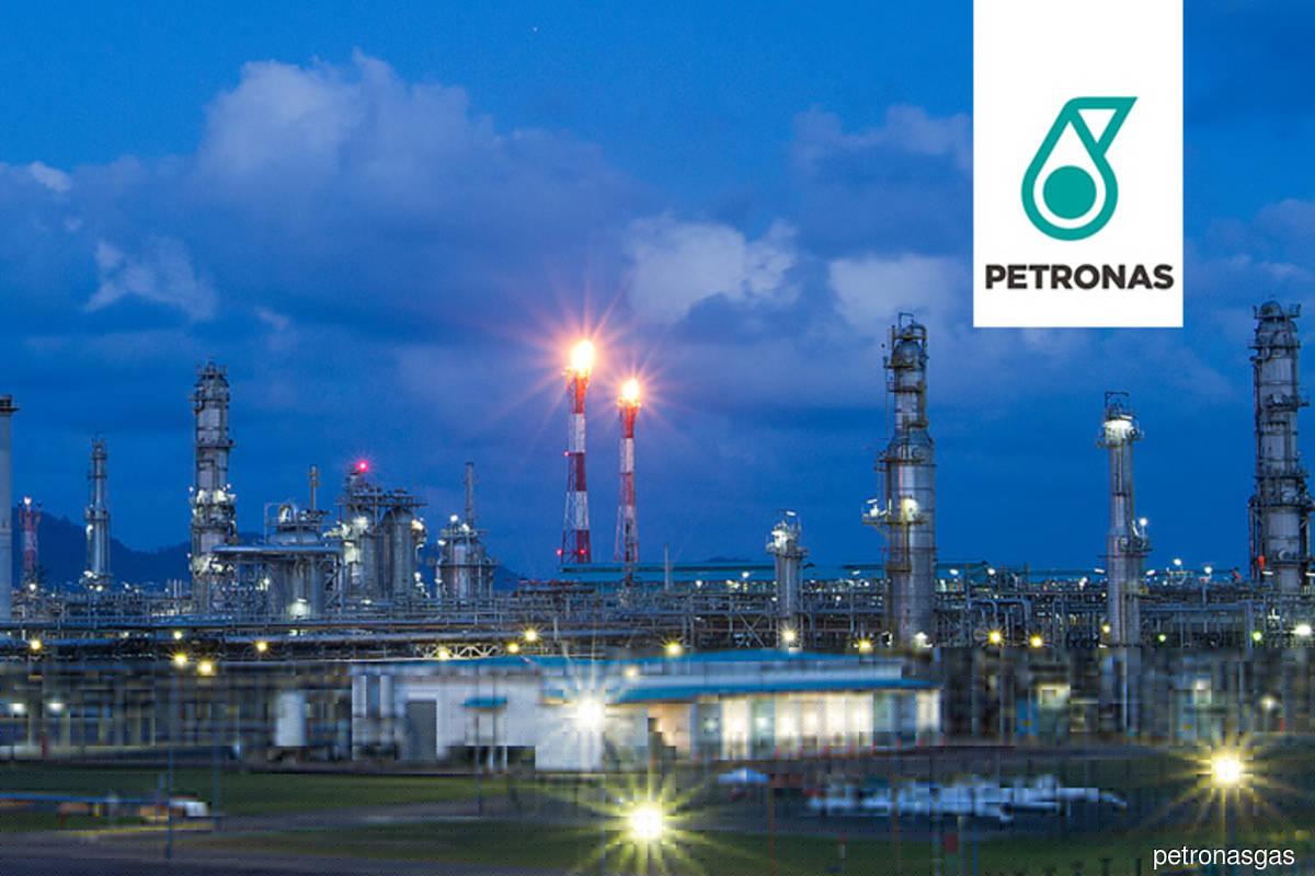 Petronas Gas says its regas terminals' capacity fully booked