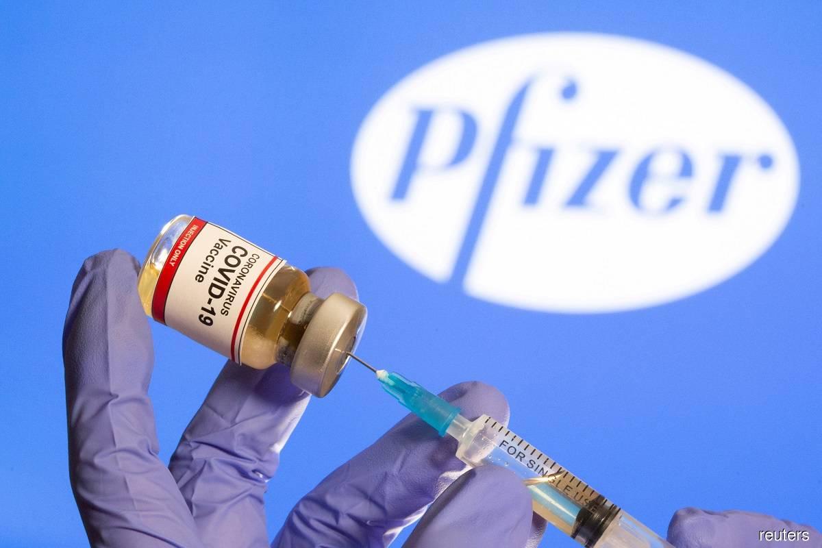 Pfizer Inc spent US$55m on social media advertising in 2020