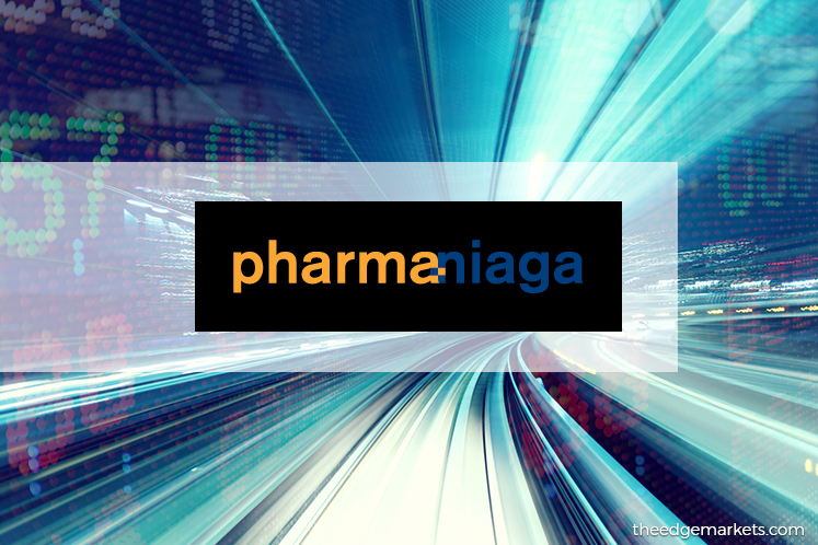 Stock With Momentum: Pharmaniaga