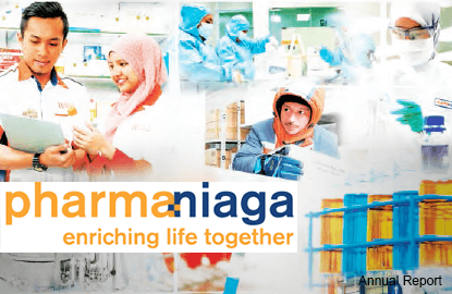 Pharmaniaga expects 'slight growth' in earnings for FY17