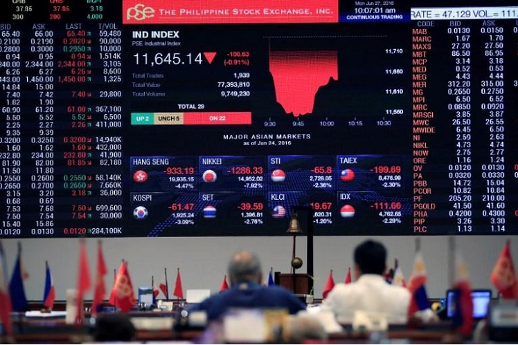Philippines bucks China-led Asia rally as new infections spike
