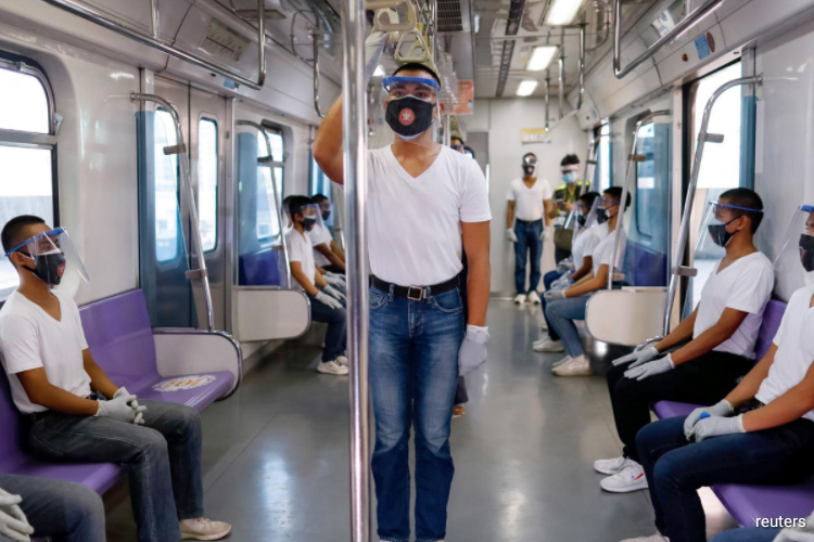 Manila's lockdown will this weekend surpass the 76-day quarantine of Wuhan, the Chinese city where the first outbreak of the highly infectious novel coronavirus was detected. (Photo by Reuters)
