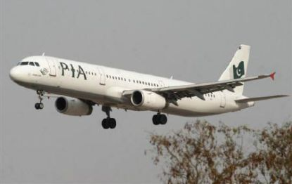 Fully-booked Pakistan International Airlines plane flew with seven extra passengers