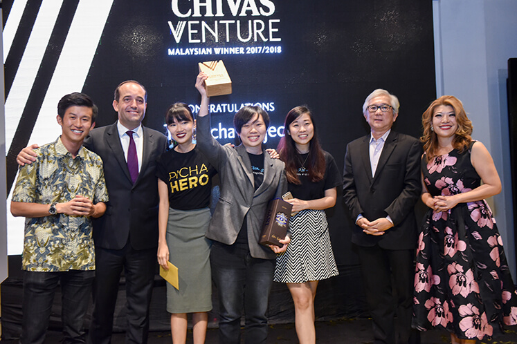 Chivas Venture Malaysia: Winner The Picha Project delivers excellence