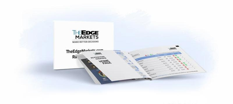theedgemarkets.com Rate Card 2019