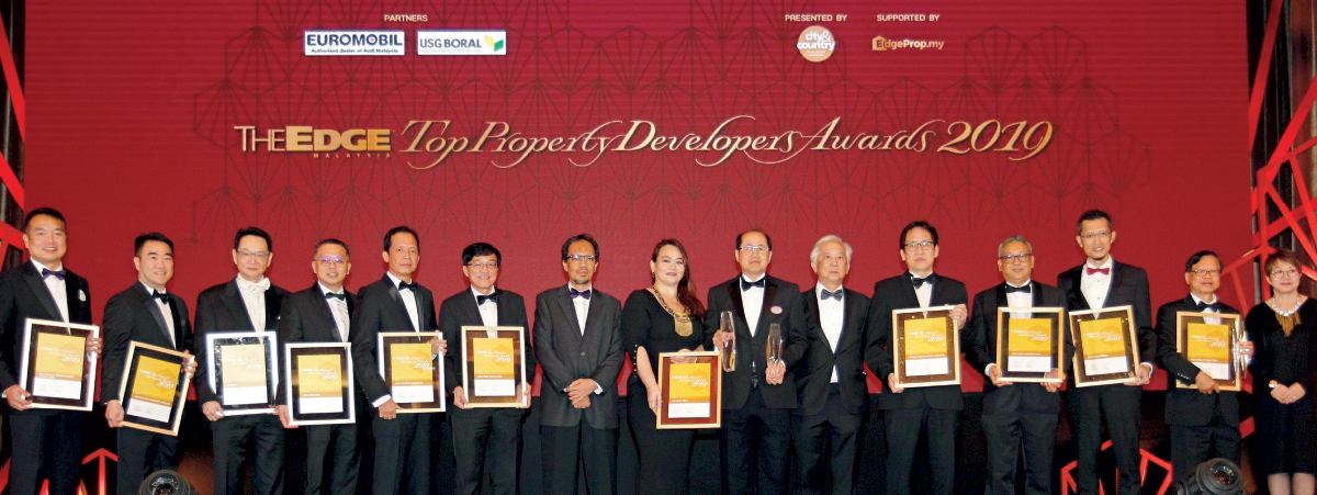 The Edge Malaysia Property Excellence Awards 2019 Recognising The Best In Property Development The Edge Markets