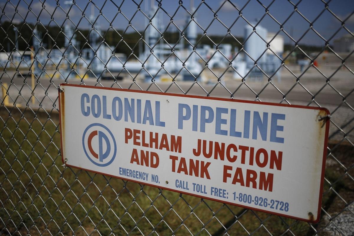 US's biggest gasoline pipeline halted after cyber-attack