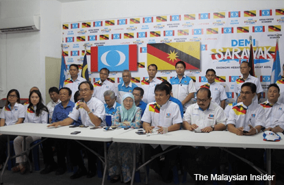DAP looks resigned to seat-sharing talks in Sarawak