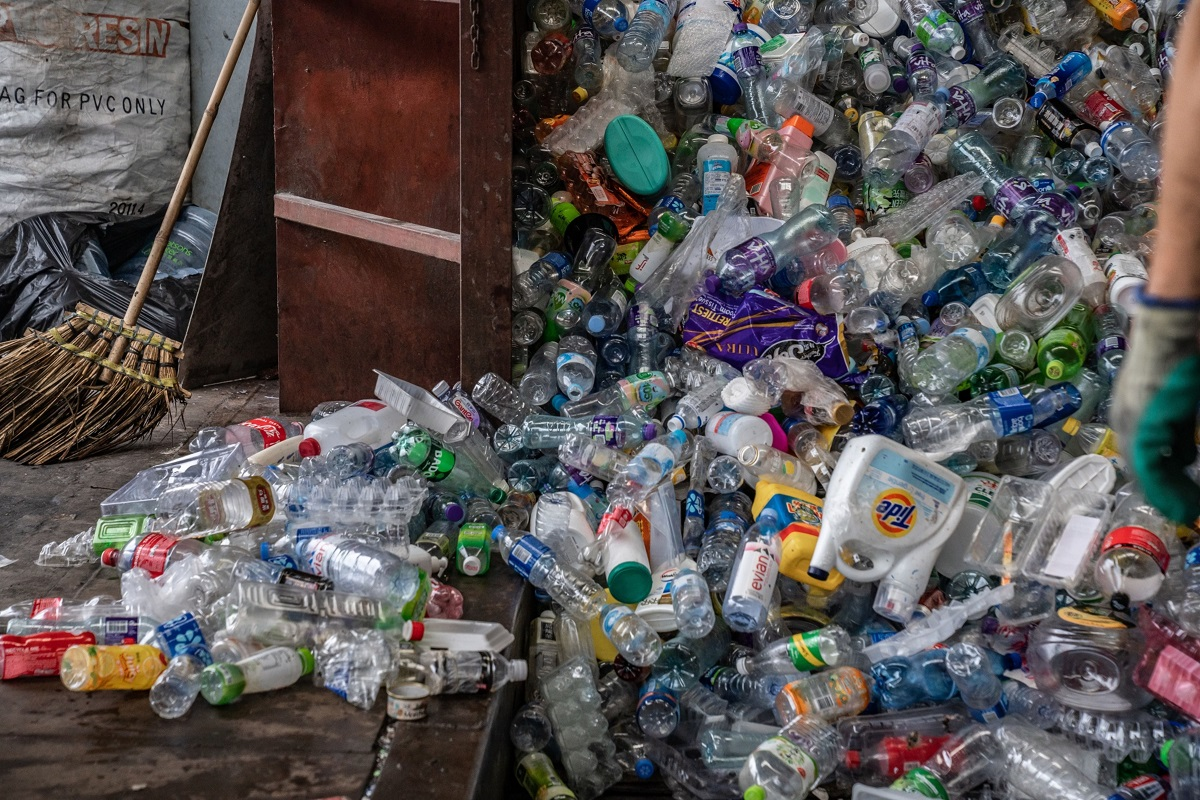 Coca-Cola capitalism meets Asia's plastic disaster in Hong Kong