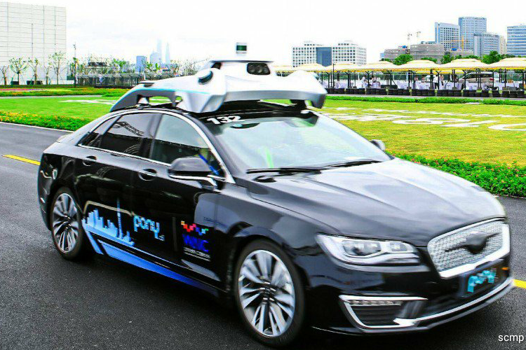 China's Professor X says we are at the tipping point for mass roll-out of self-driving cars after tech advances