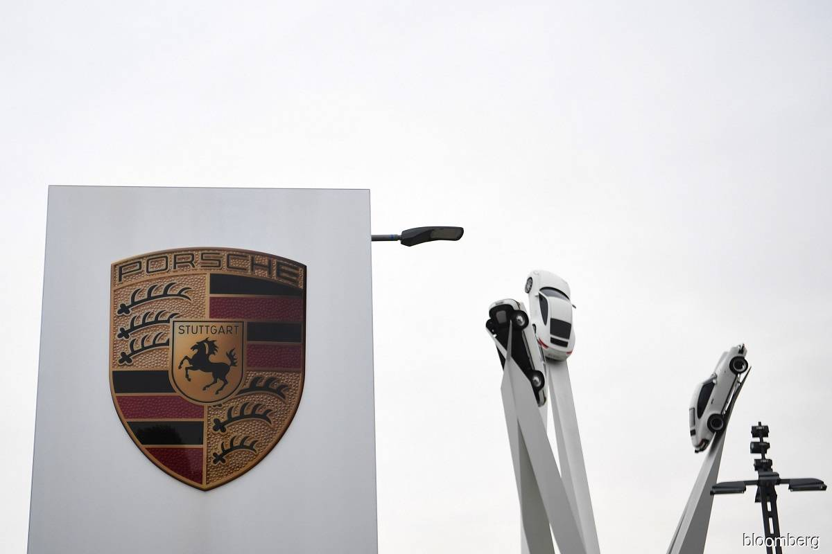 Goldman Sachs, Freshfields working on possible Porsche IPO — report
