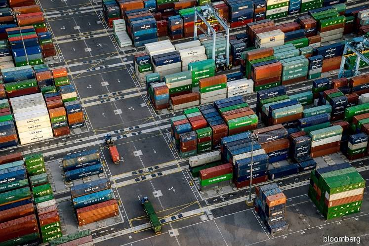 Malaysia's exports post double-digit fall for two straight months