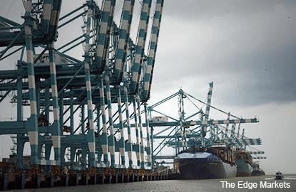 MMC Corp旗下丹绒柏勒巴斯港2015年货柜总量料达920万标准货柜