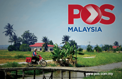 Mail and retail segments drag down Pos Malaysia's 2Q net profit