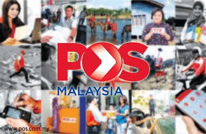 Pos Malaysia's 3Q profit up 55%, thanks to popularity of online business