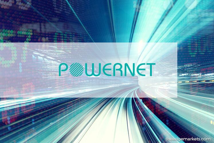 Stock With Momentum: Kumpulan Powernet