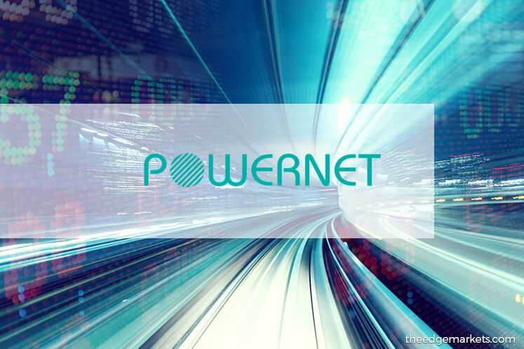 Stock With Momentum: Kumpulan Powernet