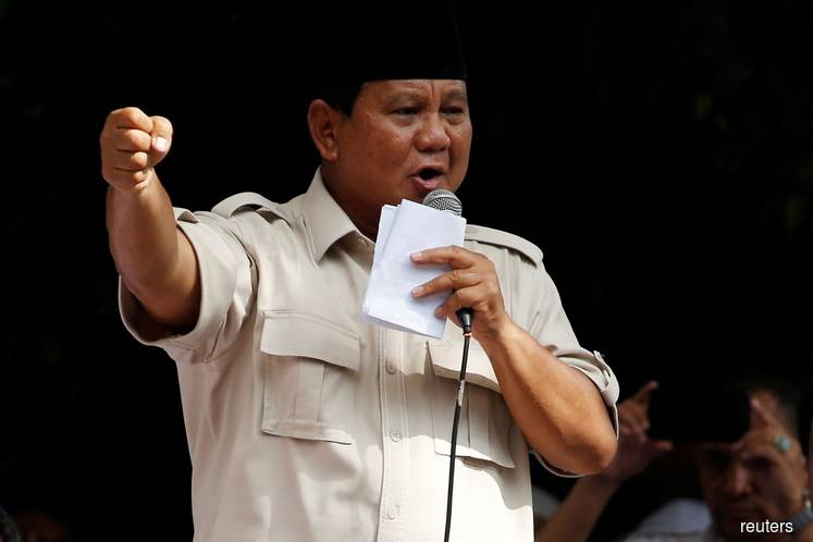 Indonesian opposition leader Prabowo Subianto to join cabinet