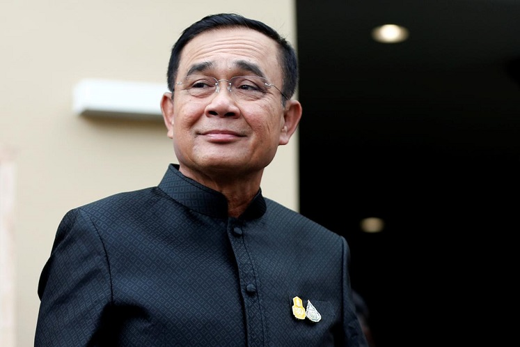 Thailand's Prime Minister Prayuth Chan-Ocha (Photo by Reuters)