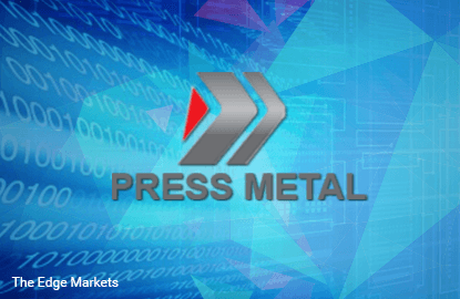 Stock With Momentum: Press Metal