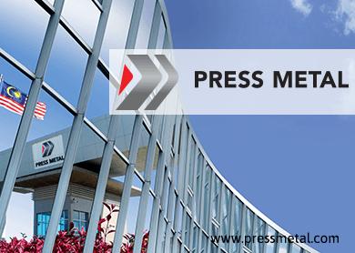 Press Metal 3Q net profit down 64.3%, pays 1.5 sen dividend