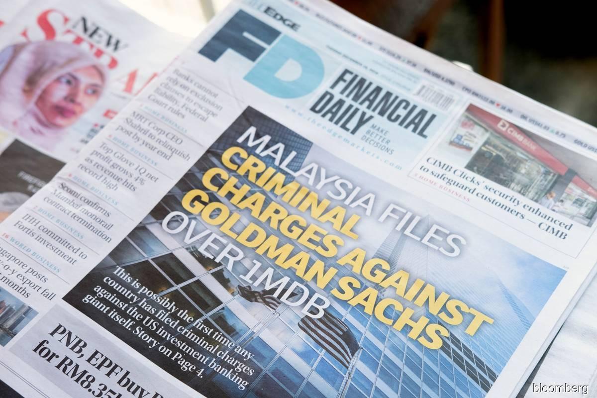 Goldman's 1MDB settlement is a price worth paying: Nisha Gopalan ...