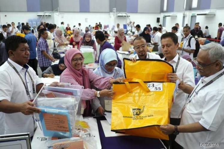 EC dismisses allegation of bias in Rantau by-election campaign
