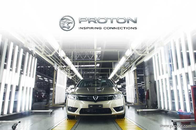 Proton's November sales volume doubles y-o-y