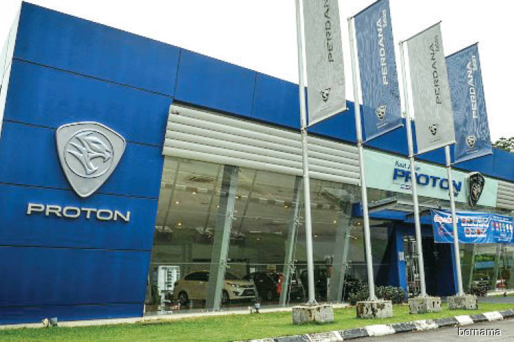 Proton to treat third national car like any other competitor