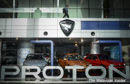 Ahmad Fuaad is Proton's new CEO