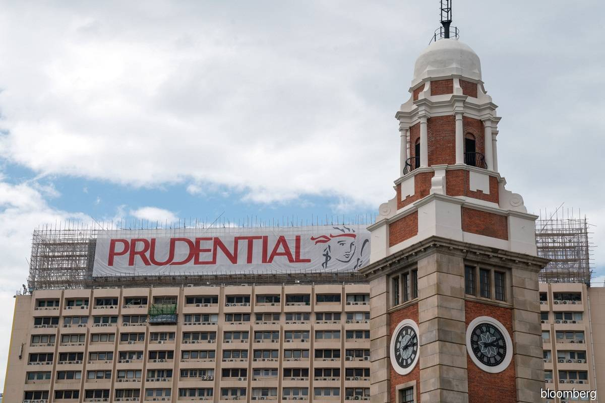 Prudential plans to raise US$2.4 billion from Hong Kong offer