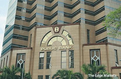 Public Bank's 1Q net profit rises to RM1.23b