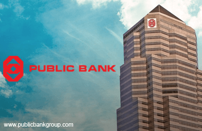 Public Bank's 1Q profit higher at RM1.23b