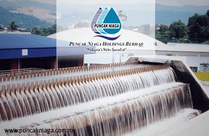 获颁沙巴污水处理厂工程 商峰扬3.57%
