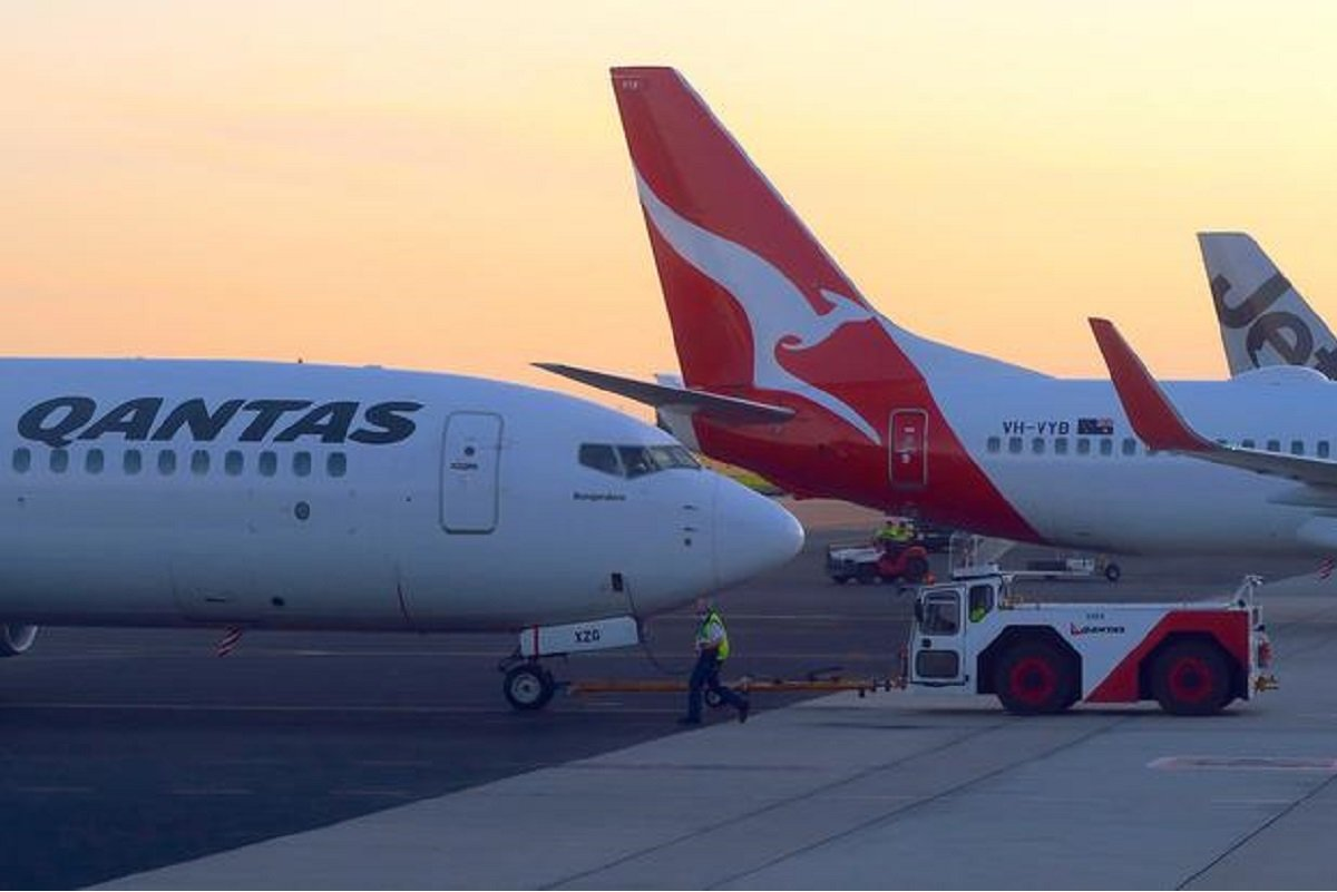 Qantas sees domestic business travel recovery three months behind leisure market