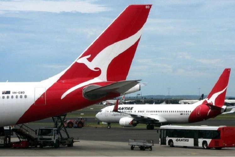 Qantas secures more funding to wait out coronavirus crisis; shares rise
