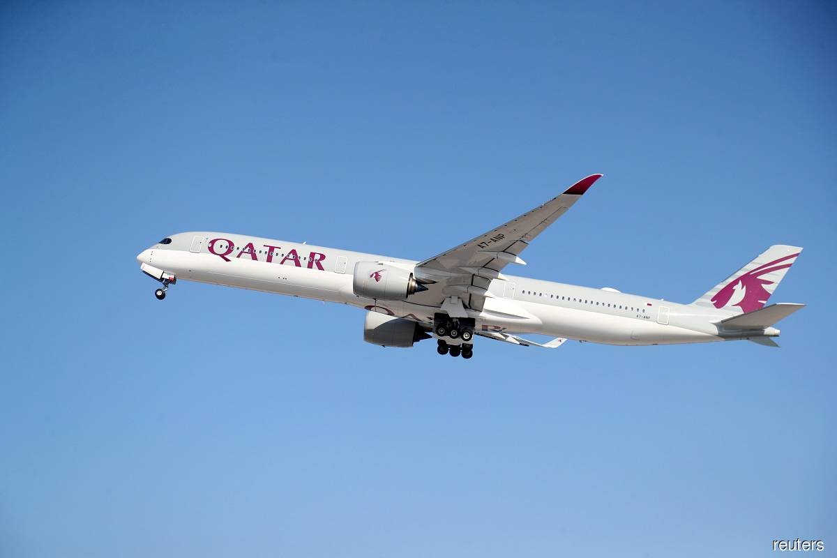 Qatar Airways annual losses double on pandemic, impairments