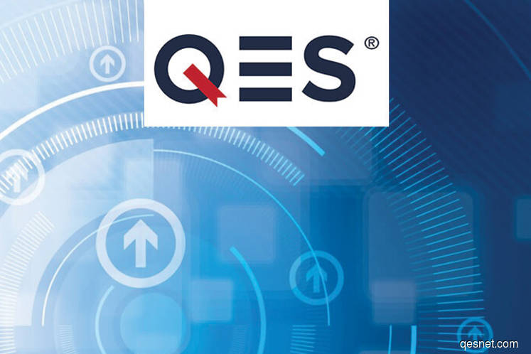 Newly-listed QES jumps 15%, emerges as top active across Bursa