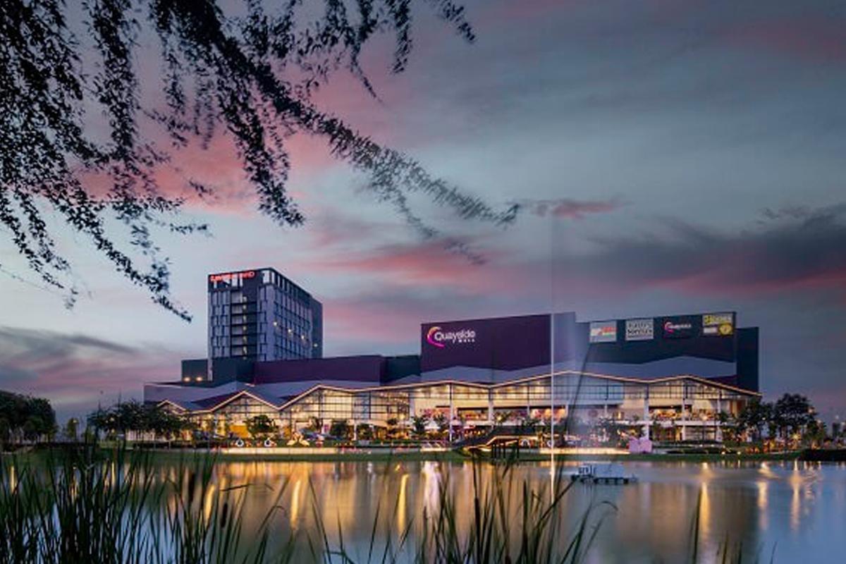 Quayside Mall Showcases Post-Lockdown Comeback For Retail