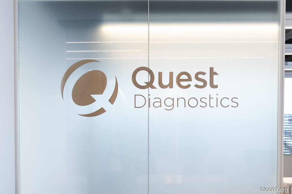 Quest Diagnostics sees slowdown in Covid-19 testing in fourth quarter