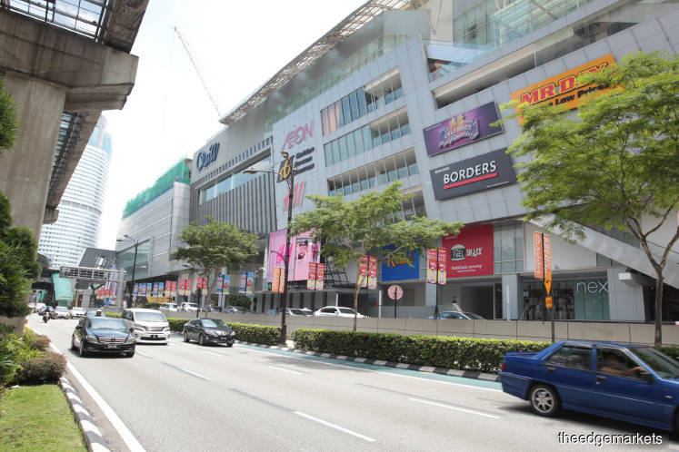 Quill City Mall lines up new tenants, sees brighter days ahead