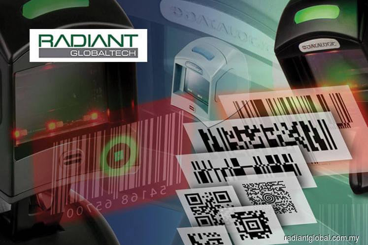 Radiant Globaltech rises 6.89% on strong 4Q earnings