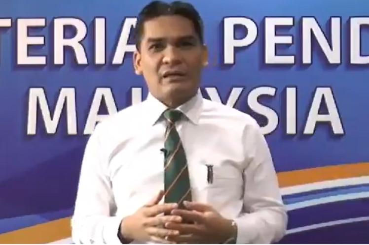Senior Minister and Education Minister Dr Mohd Radzi Md Jidin