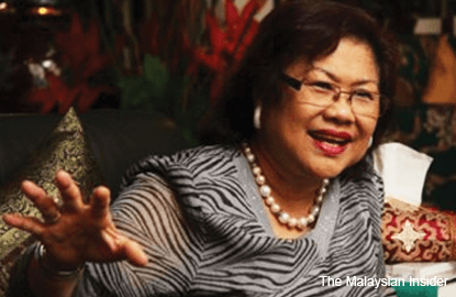 Two days to Malaysia Day and we're more divided now, says Rafidah